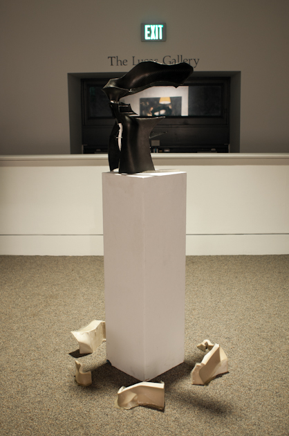 Exhibition View from 'Junior Independent Work 2010' at Princeton University